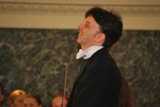 "Fulvio Turissini, Direttore Coro ""Egidio Fant"""