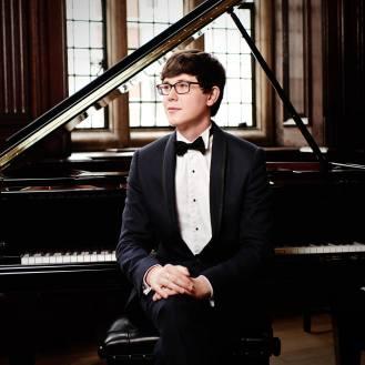 Martin James Bartlett, Pianoforte