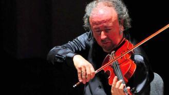 Joaquin Palomares, Violino