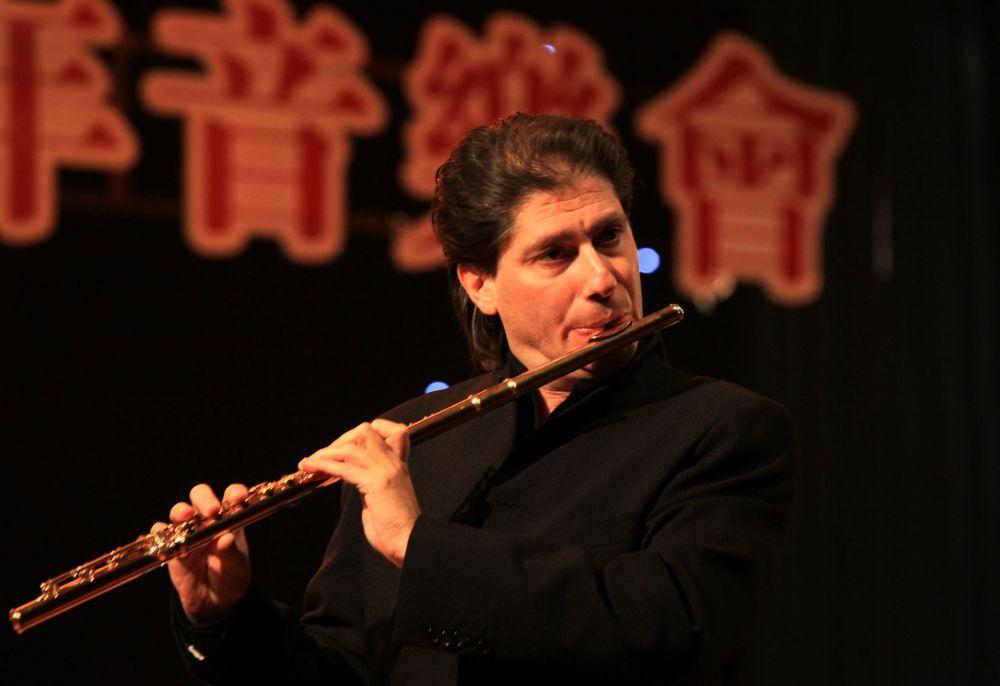 Antonio Amenduni, Flauto