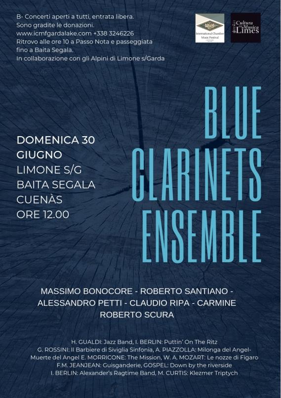 Blue Clarinets Ensemble
