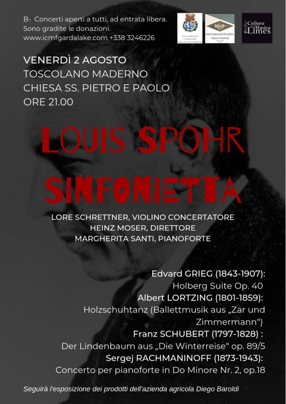 Louis Spohr Sinfonietta