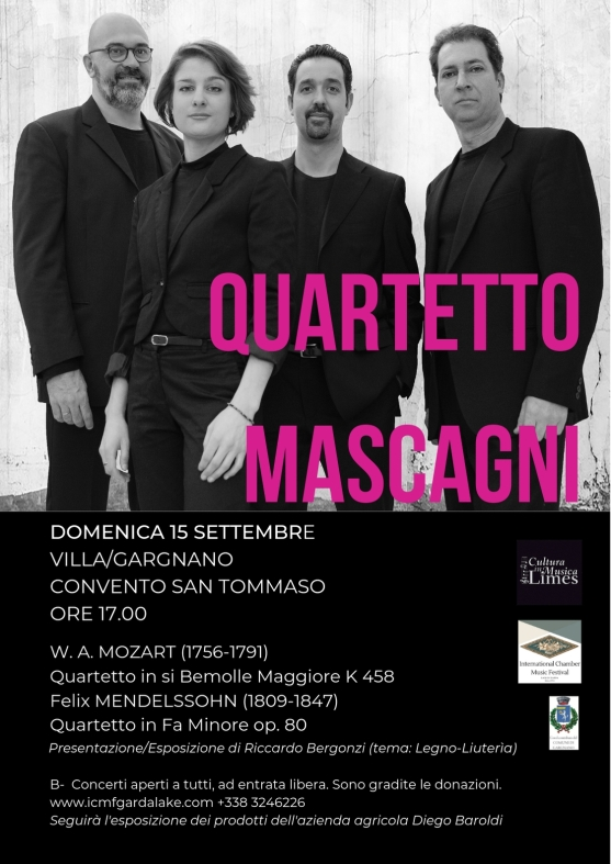 Quartetto Mascagni