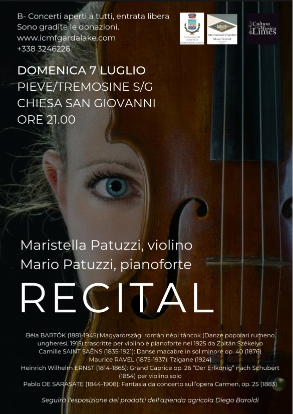 Recital Patuzzi